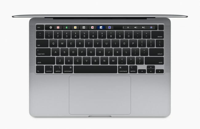 Apple、13インチMac Book Pro(2020 Early)ーMagic Keyboard