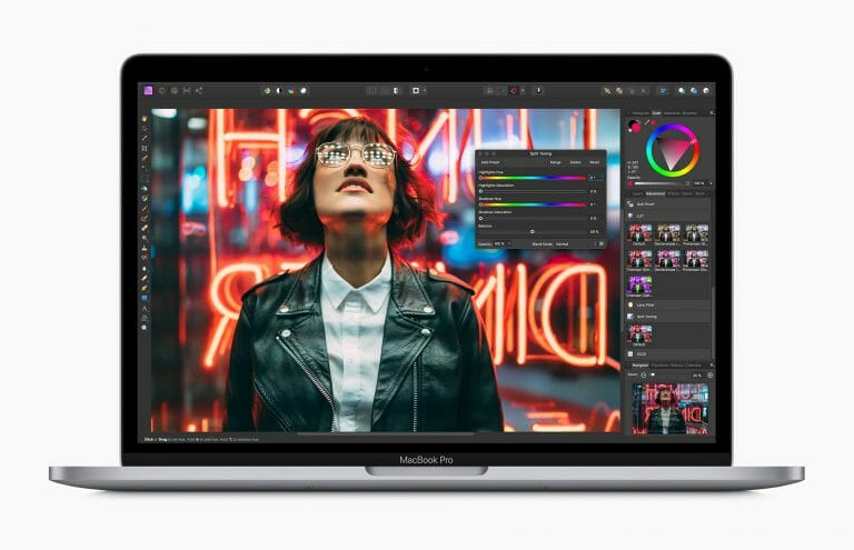 Apple、13インチMac Book Pro(2020 Early)