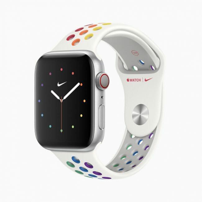 Apple Watch プライドエディションバンド(Nike)
