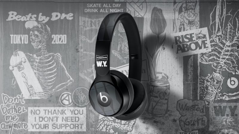 Beats by Dr. Dre、Wasted Youth Solo Proスペシャルエディション