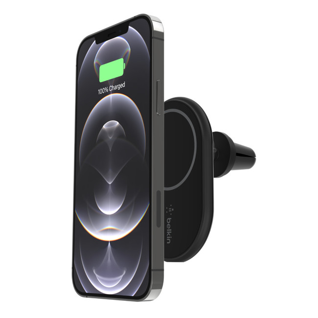 Belkin BOOST↑CHARGE 磁気ワイヤレス車載充電器10W